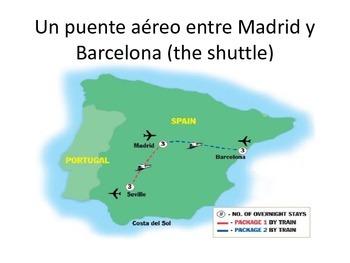 Un  viaje a España/ Buen viaje nivel 3