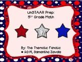 UnSTAAR Prep 5th Grade Math