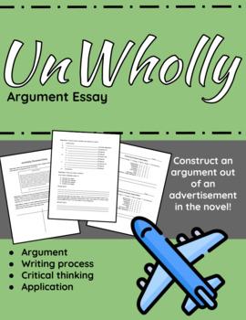 UnWholly Persuasive Essay