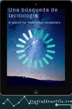 Una Búsqueda de Vocabulario: La Tecnología
