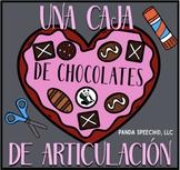Una Caja De Chocolates De Articulación: A Speech Craft Activity (Español)
