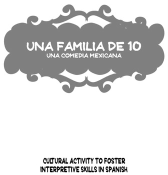 Una Familia de 10 Episode 1