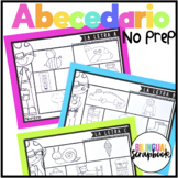 Una Pared de Sonidos {Beginning Sounds in Spanish}