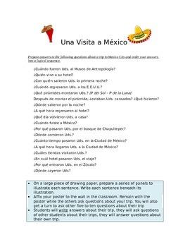 Una Visita a México