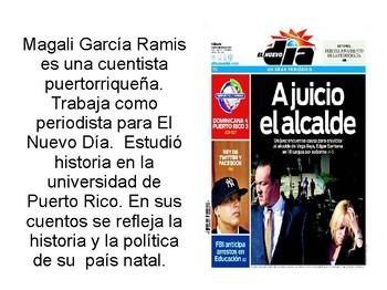 Una semana de siete días por Magali García Ramis