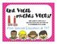 DOLLAR DEALS: Tareas para trabajar la vocal I (Español/Spanish - Vowels)