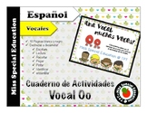 DOLLAR DEALS: Tareas para trabajar la Vocal O - (Español/S
