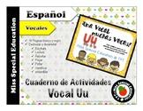 DOLLAR DEALS: Tareas para trabajar la Vocal U - (Español/S
