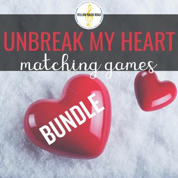 Unbreak my Heart Bundle