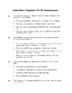 Unbroken Chapters 35-36 PARCC Aligned Test & Essay