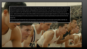 Unbroken Movie PowerPoint Accompaniment