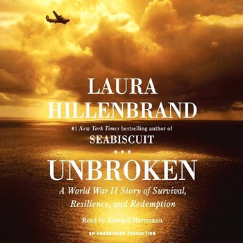 Unbroken Part II quiz