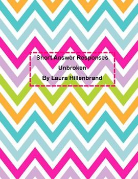 Unbroken Short Responses Preface- Chapter 11