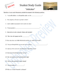 Unbroken - Student Study Guide for Movie