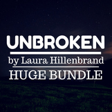 Unbroken by Laura Hillenbrand HUGE BUNDLE