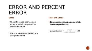 Uncertainty in Data Powerpoint