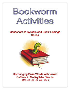 Unchanging Base Words with Vowel Suffixes in Multisyllabic Words
