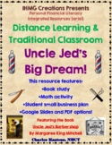 Uncle Jed's Barbershop-Distance Learning + Classroom-Google Slides & PDF Options