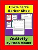 Uncle Jed's Barber Shop Activity