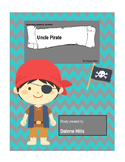 Uncle Pirate (By Douglas Rees) Novel Study