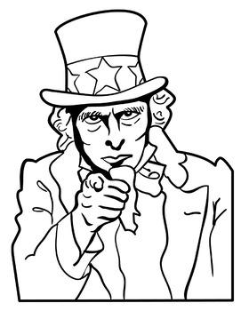 Uncle Sam Clipart