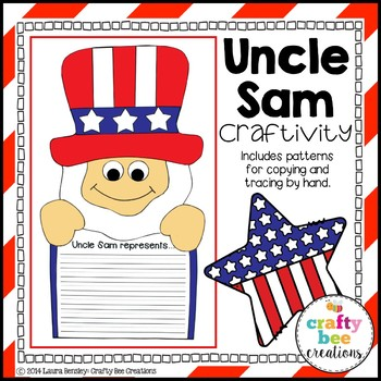 Uncle Sam Craftivity