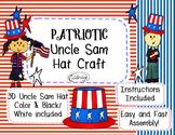 Uncle Sam Hat Printable Craft