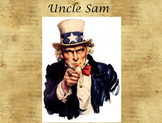 Uncle Sam Promethean Flipchart