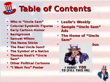 Uncle Sam - Symbol of American Freedom