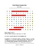 Uncle Sam Word Search (Grades 1-2)