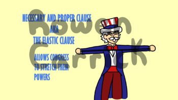 Uncle Sam and the Elastic Clause