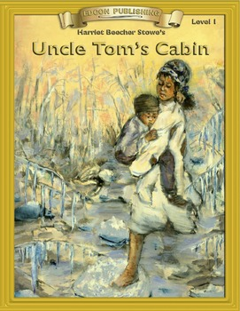 Uncle Tom's Cabin RL1.0-2.0 flip page EPUB for iPads, iPho