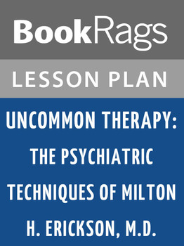 Uncommon Therapy: Lesson Plans