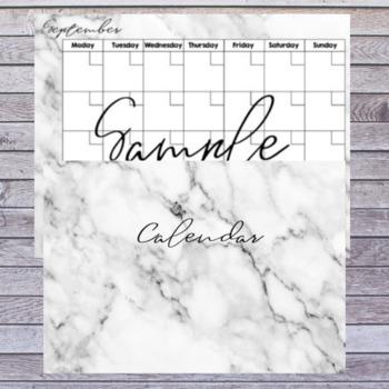Undate Calendar