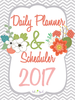 Undated Planner and Scheduler
