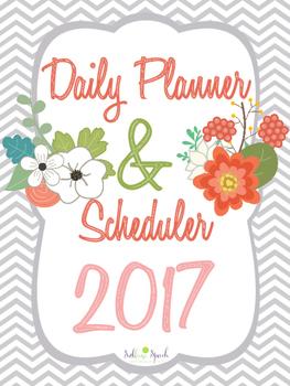 Undated Planner and Scheduler