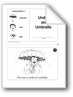 Under An Umbrella (Level C)