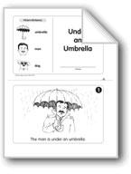 Under An Umbrella (Level C)