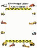 Border - Under Construction