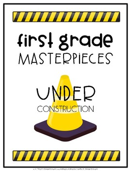 Under Construction Bulletin Board Posters
