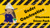 Under Construction Decor Pack