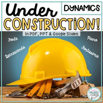 Under Construction! Interactive DYNAMICS Review Game