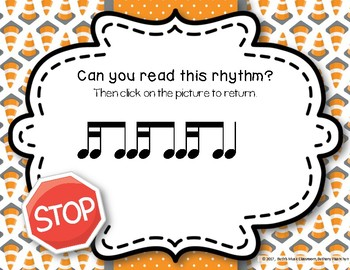 Under Construction! Interactive Rhythm Practice Game - Tika-ti