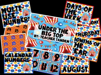 Under The Big Top Bundle