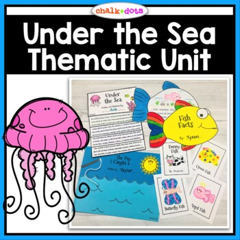 Ocean Thematic Unit: Under The Sea