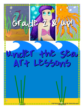 Under the Sea Art Lessons