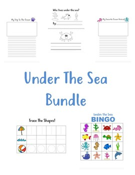 Under The Sea Bundle