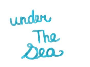 Under The Sea Clip Art Bundle