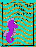 Under The Sea.. Counting 123