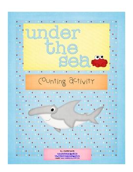 Under The Sea: Counting Activity